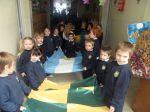 Egresados Nivel Inicial Colegio San Patricio