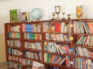 Biblioteca del Colegio bilingue San Patricio Moreno