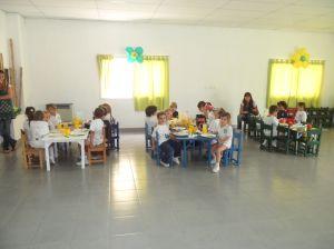 Comedor del Colegio Bilingue San Patricio Moreno