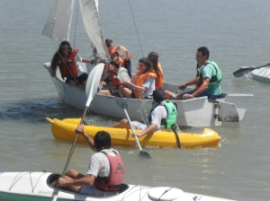 deportes nauticos san patricio moreno