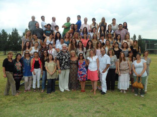 Staff Colegio Bilingue San Patricio Moreno