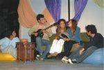 clase de drama del colegio bilingue san patricio moreno