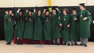 Egresados Colegio San Patricio