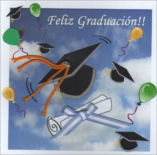 Feliz Graduación   Colegio San Patricio