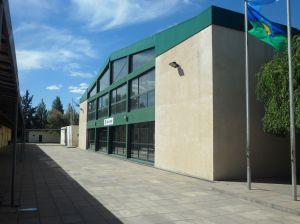 Polideportivo del Colegio Bilingue San Patricio Moreno