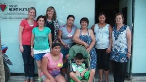 Proyecto solidario San Patricio Moreno