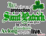 Bendición Irlandesa del Colegio San Patricio