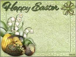 Felices Pascuas San Patricio