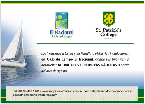 INVITACION EL NACIONAL