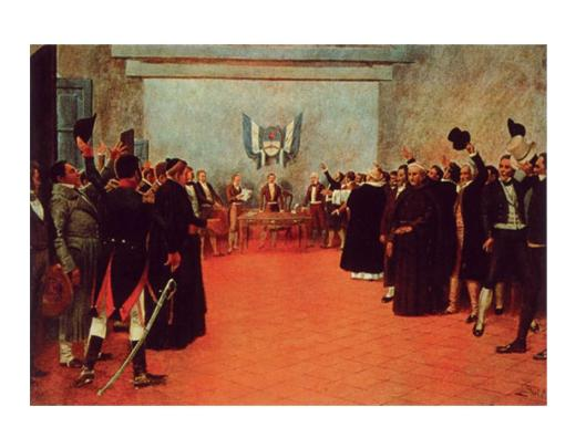 Declaración de la Independencia en Tucumán
