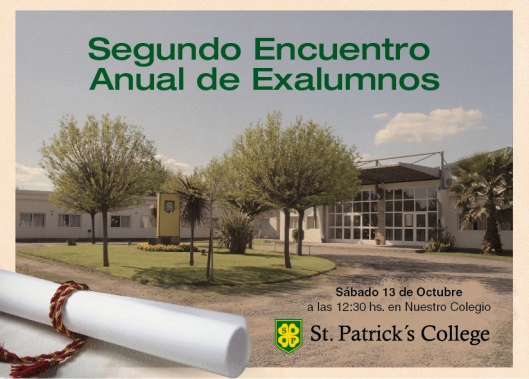 Encuentro de Ex Alumnos San Patricio