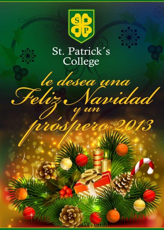 Navidad San Patricio