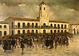 Cabildo Abierto 2013 San Patricio