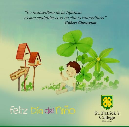 Día del Niño San Patricio 2013