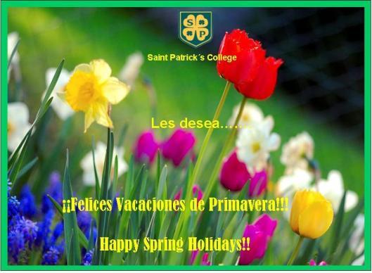 Primavera San Patricio