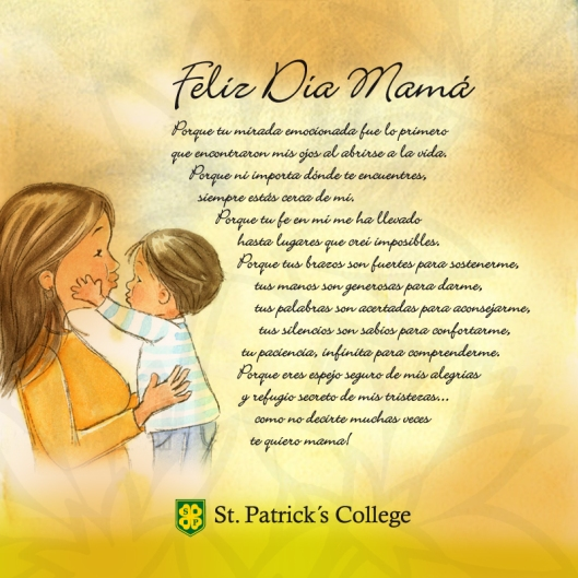Dia de la Madre S Patricio 2013
