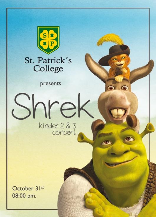 Shrek 2013 San Patricio