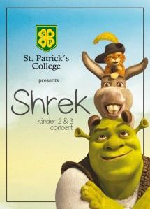 Concert de Shrek San Patricio 2013
