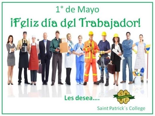 Día del Trabajador San Patricio