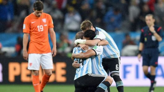 9 de Julio Selección Nacional