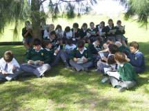 Lectura San Patricio 2014