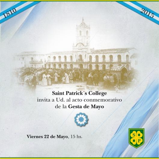 25 de Mayo San Patricio