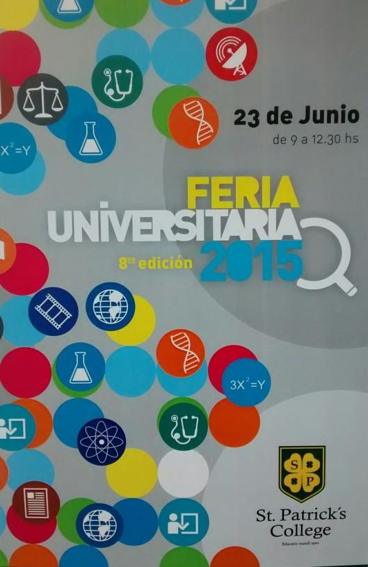 Feria Universitaria San Patricio
