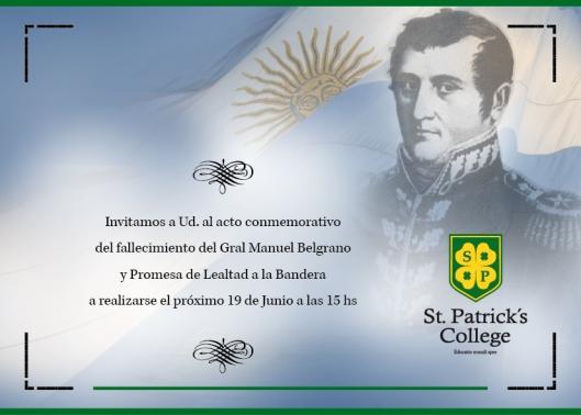 Belgrano San Patricio