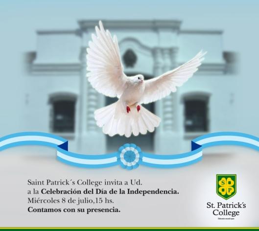 Dia de la Independencia San Patricio