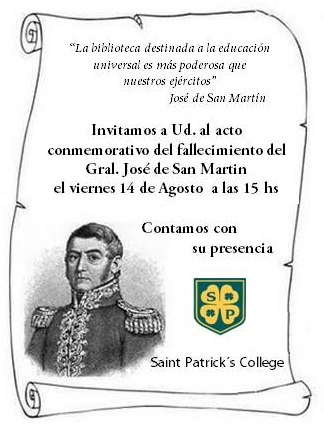 San Martín San Patricio