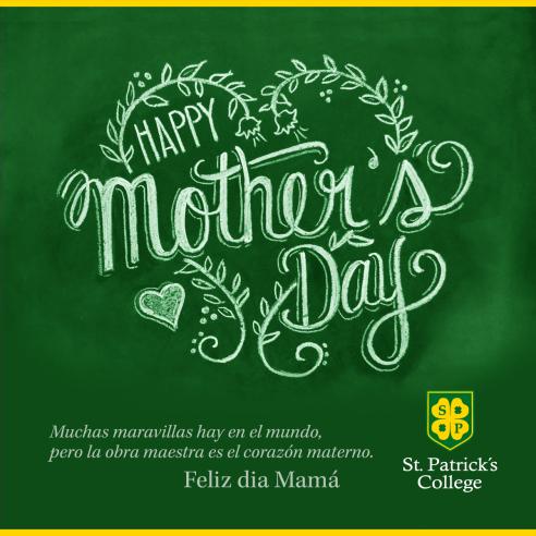 Día de la Madre San Patricio 2015